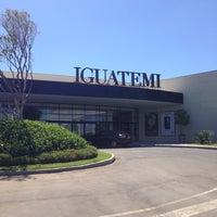Foto tirada no(a) Shopping Iguatemi por Renata L. em 8/7/2013