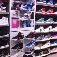 73fb5d61cb ... Photo taken at Foot Locker by Bonnie H. on 4 8 2013 ...