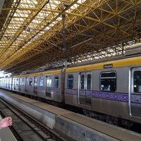 Foto tirada no(a) LRT 2 (V. Mapa Station) por Ann Leslie B. em 1/18/2013