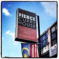 Foto scattata a Fierce Curry House da Siang Wei S. il 12/12/2012