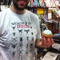 Photo prise au Carmine Street Comics par Jon G. le11/13/2014