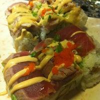 Das Foto wurde bei Nishiki Sushi von Samuel H. am 10/22/2012 aufgenommen