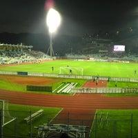 Das Foto wurde bei NK Rijeka - Stadion Kantrida von Bojan H. am 10/20/2012 aufgenommen