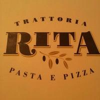 Photo prise au Trattoria Rita par Pablo A. le3/6/2013