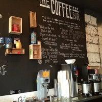 1/21/2013 tarihinde Jacob W.ziyaretçi tarafından The Coffee Bar'de çekilen fotoğraf
