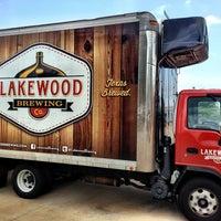 Photo prise au Lakewood Brewing Company par Caleb M. le6/1/2013