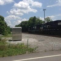 Снимок сделан в Stuck At The Train пользователем Saint M. 7/19/2013