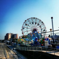 5/31/2013にJustin H.がConey Island Beach & Boardwalkで撮った写真