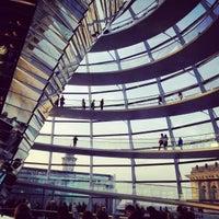 10/31/2012にmaurizio c.がReichstagskuppelで撮った写真