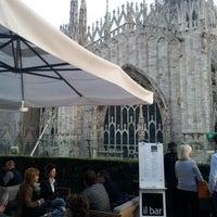 La Terrazza Now Closed Cocktail Bar In Duomo
