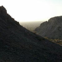 Photo taken at Phoenix Mountains Park and Recreation Area by Josh S. on 12/22/2012