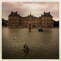 10/22/2018 tarihinde Alex S.ziyaretçi tarafından Grand Bassin du Jardin du Luxembourg'de çekilen fotoğraf