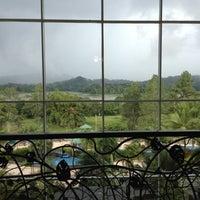 10/20/2012 tarihinde Haley D.ziyaretçi tarafından Gamboa Rainforest Resort'de çekilen fotoğraf