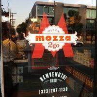 Foto scattata a Pizzeria Mozza da Mark H. il 2/18/2013