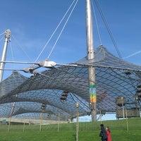 Foto tomada en Olympiastadion por Stefan T. el 10/13/2012