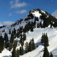 Das Foto wurde bei Mount Rainier National Park von Wolfie am 5/27/2013 aufgenommen
