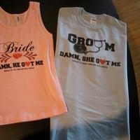 50af8b85d ... Photo taken at Big Frog Custom T-Shirts & More of Brooksville  ...
