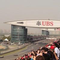Das Foto wurde bei Shanghai International Circuit von Koji S. am 4/14/2013 aufgenommen