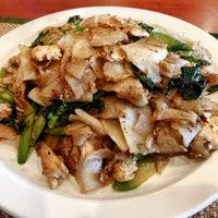 Das Foto wurde bei Blue Mint Thai & Asian Cuisine von Freddie M. am 6/23/2018 aufgenommen