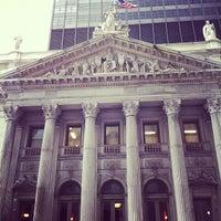 Foto tirada no(a) NYS Supreme Court, Appellate Division, 1st Dept por Cindy T. em 10/15/2012