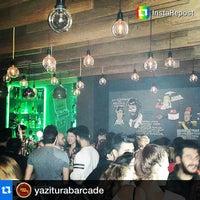 Foto scattata a Yazı Tura Barcade da Mete A. il 2/3/2015