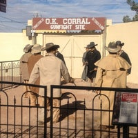 12/30/2012 tarihinde Joyceziyaretçi tarafından O.K. Corral'de çekilen fotoğraf