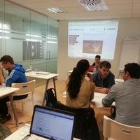 Foto tomada en IEM Business School por Javier G. el 4/12/2013