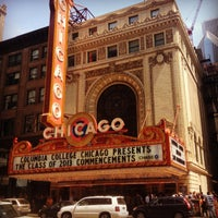 Foto scattata a The Chicago Theatre da A Ross il 5/18/2013