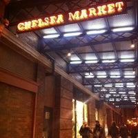 2/10/2013 tarihinde Aysem E.ziyaretçi tarafından Chelsea Market'de çekilen fotoğraf