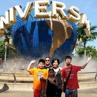 6/7/2013 tarihinde Marlene Y.ziyaretçi tarafından Universal Studios Singapore'de çekilen fotoğraf