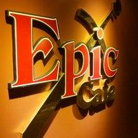 รูปภาพถ่ายที่ Epic Cafe โดย Rafael V. เมื่อ 12/1/2012