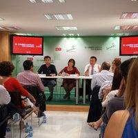 5/30/2014 tarihinde Manuel C.ziyaretçi tarafından PSOE de Málaga'de çekilen fotoğraf