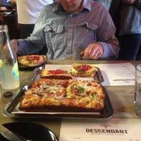 Foto scattata a Descendant Detroit Style Pizza da Lauren S. il 8/22/2015