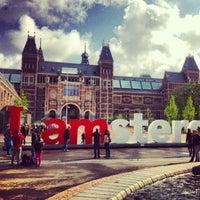Photo prise au I amsterdam par Baris U. le5/12/2013