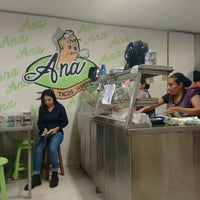 Foto tomada en Tacos Ana Original por Mireya L. el 10/30/2015