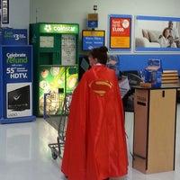 Photo Taken At Walmart Supercenter By Peter M On 6 7 2013