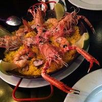 Das Foto wurde bei Restaurante Almodovar von Thiago H. am 11/14/2012 aufgenommen