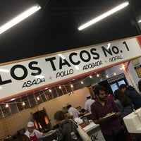 รูปภาพถ่ายที่ Los Tacos No. 1 โดย Muse4Fun เมื่อ 10/14/2018
