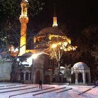 Photo taken at Eyüp Sultan by Ebruli on 1/7/2013