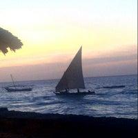 Photo taken at DoubleTree Resort by Hilton Hotel Zanzibar - Nungwi by ᴡ S. on 10/18/2012