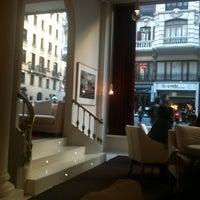 Das Foto wurde bei Hotel de las Letras von Paula S. am 11/1/2012 aufgenommen