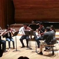 Photo prise au Escuela Nacional De Música par Ros T. le3/24/2013