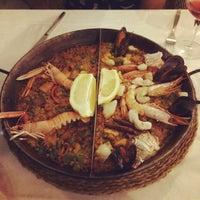 Foto diambil di Restaurante Brisas oleh Nadia D. pada 9/17/2014