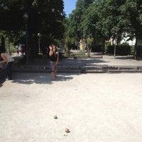 Das Foto wurde bei Bouleplatz am Ufer von Jan M. R. am 7/17/2013 aufgenommen