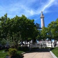 Снимок сделан в Washington Monument пользователем ariq d. 5/4/2013