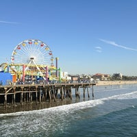 Foto tomada en Santa Monica State Beach por Alex d. el 12/28/2012