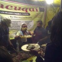 Foto tirada no(a) Tacuqui Tacos por Jonito O. em 9/15/2012