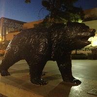 3/23/2013にYusi X.がUCLA Bruin Statueで撮った写真