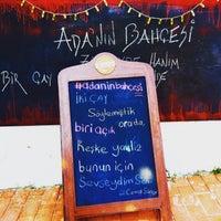 Снимок сделан в Adanın Bahçesi Zübeyde Hanım пользователем Seda M. 8/3/2015