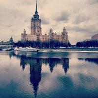 Das Foto wurde bei Radisson Collection Hotel von Алексей am 4/7/2013 aufgenommen